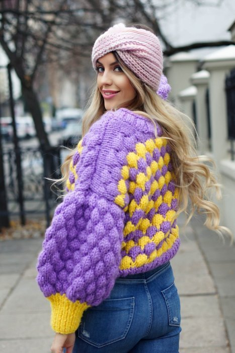 Purple and yellow HEARTBEAT