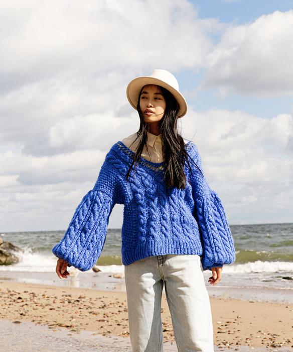 Sweater CAMELEO blue